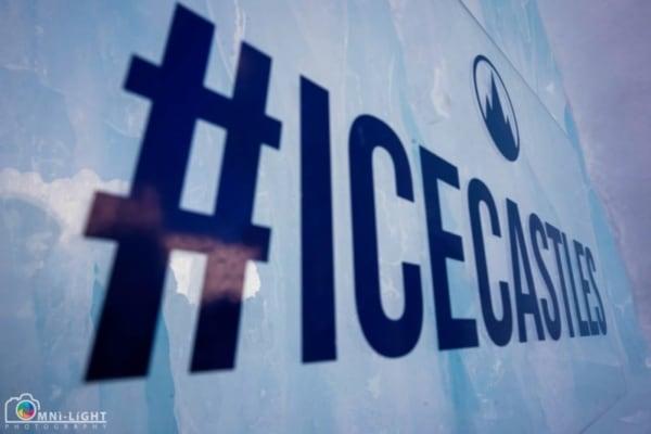 Text: #Icecastles