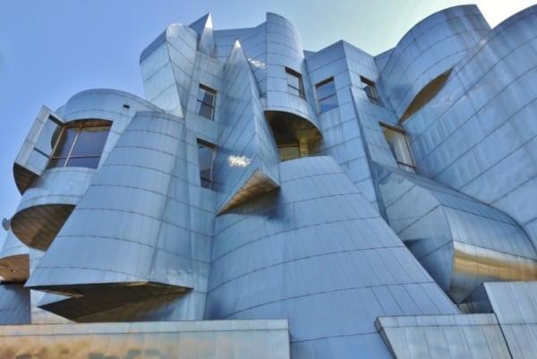 Weisman Art Museum exterior.